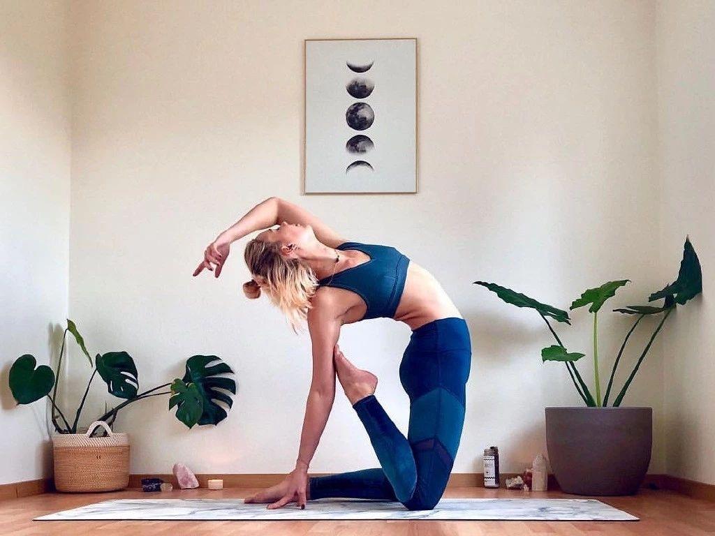 瑜伽团操教练培训