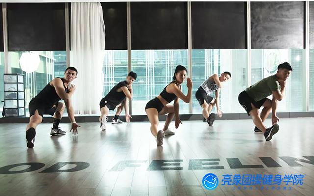 健身搏击操课程